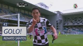 GOLO! Boavista FC, Renato Santos aos 42', Boavista FC 2-1 GD Chaves
