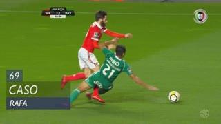 SL Benfica, Caso, Rafa aos 69'