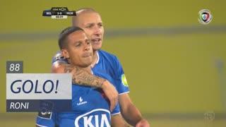 GOLO! Belenenses SAD, Roni aos 88', Belenenses SAD 3-0 Moreirense FC