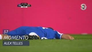 FC Porto, Jogada, Alex Telles aos 57'