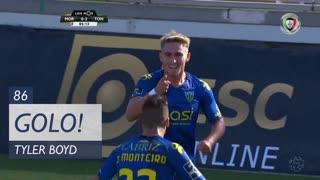 GOLO! CD Tondela, T. Boyd aos 86', Moreirense FC 0-3 CD Tondela