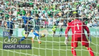 Vitória FC, Caso, André Pereira aos 36'