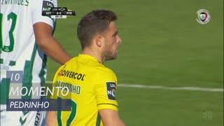 FC P.Ferreira, Jogada, Pedrinho aos 10'