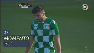 Moreirense FC, Jogada, Tozé aos 37'