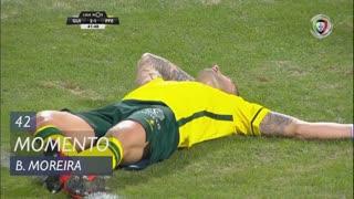 FC P.Ferreira, Jogada, Bruno Moreira aos 42'