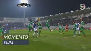 FC Porto, Jogada, Felipe aos 2'