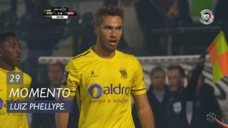 FC P.Ferreira, Jogada, Luiz Phellype aos 29'