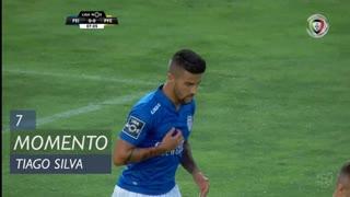 CD Feirense, Jogada, Tiago Silva aos 7'