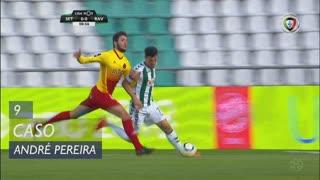 Vitória FC, Caso, André Pereira aos 9'