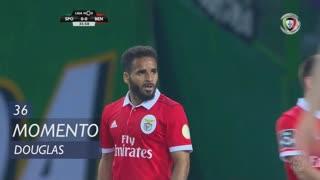 SL Benfica, Jogada, Douglas aos 36'