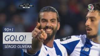 GOLO! FC Porto, Sérgio Oliveira aos 90'+1', GD Chaves 0-4 FC Porto