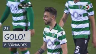 GOLO! Sporting CP, Bruno Fernandes aos 23', Portimonense 0-1 Sporting CP