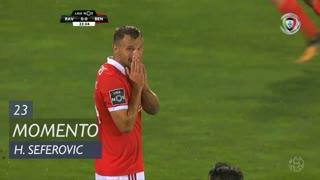 SL Benfica, Jogada, H. Seferovic aos 23'