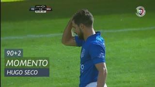 CD Feirense, Jogada, Hugo Seco aos 90'+2'
