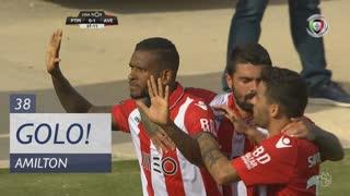 GOLO! CD Aves, Amilton aos 38', Portimonense 0-1 CD Aves