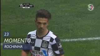 Boavista FC, Jogada, Rochinha aos 23'