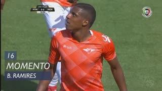 Moreirense FC, Jogada, Bruno Ramires aos 16'