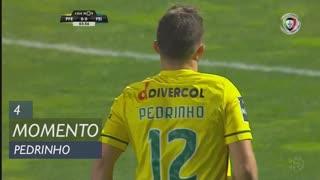 FC P.Ferreira, Jogada, Pedrinho aos 4'