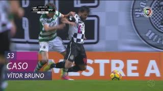 Boavista FC, Caso, Vítor Bruno aos 53'