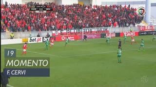 SL Benfica, Jogada, F. Cervi aos 19'