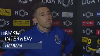 Liga (33ª): Flash interview Herrera
