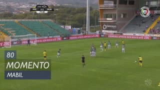 FC P.Ferreira, Jogada, A. Mabil aos 80'