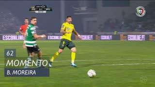 FC P.Ferreira, Jogada, Bruno Moreira aos 62'