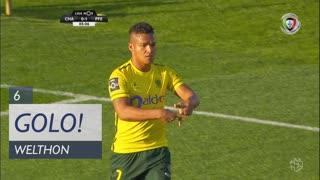 GOLO! FC P.Ferreira, Welthon aos 6', GD Chaves 0-1 FC P.Ferreira