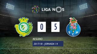 Liga NOS (14ªJ): Resumo Vitória FC 0-5 FC Porto