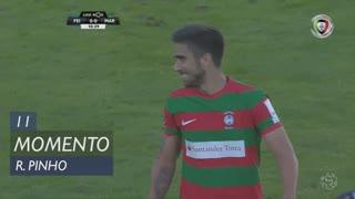 Marítimo M., Jogada, Rodrigo Pinho aos 11'