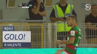 GOLO! Marítimo M., Ricardo Valente aos 90'+1', Portimonense 1-2 Marítimo M.