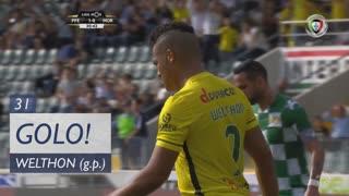 GOLO! FC P.Ferreira, Welthon aos 31', FC P.Ferreira 2-0 Moreirense FC