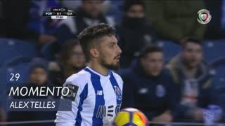 FC Porto, Jogada, Alex Telles aos 29'