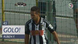GOLO! Portimonense, Rúben Fernandes aos 45', Portimonense 1-1 CD Aves