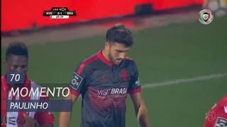 SC Braga, Jogada, Paulinho aos 70'