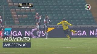 FC P.Ferreira, Jogada, Andrézinho aos 43'