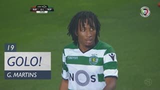 GOLO! Sporting CP, Gelson Martins aos 19', SL Benfica 0-1 Sporting CP