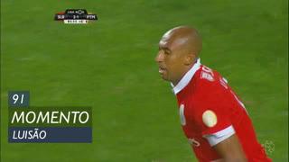 SL Benfica, Jogada, Luisão aos 90'+1'