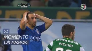CD Feirense, Jogada, Luís Machado aos 45'+7'