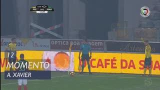 FC P.Ferreira, Jogada, António Xavier aos 12'