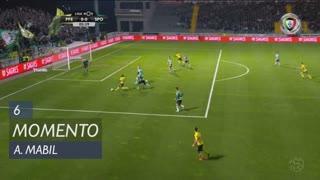 FC P.Ferreira, Jogada, A. Mabil aos 6'