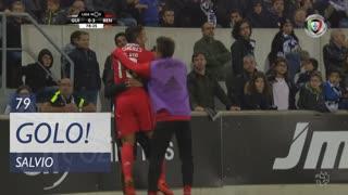 GOLO! SL Benfica, Salvio aos 79', Vitória SC 0-3 SL Benfica