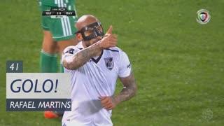 GOLO! Vitória SC, Rafael Martins aos 41', Vitória SC 3-0 Rio Ave FC