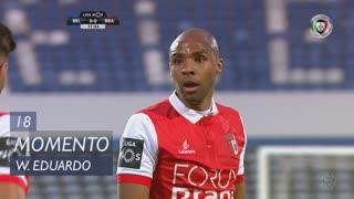 SC Braga, Jogada, Wilson Eduardo aos 18'