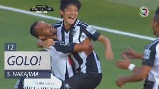 GOLO! Portimonense, S. Nakajima aos 12', Portimonense 1-0 CD Feirense