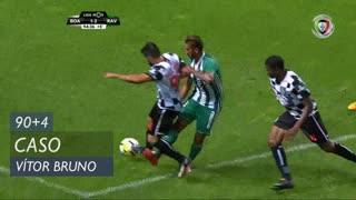 Boavista FC, Caso, Vítor Bruno aos 90'+4'