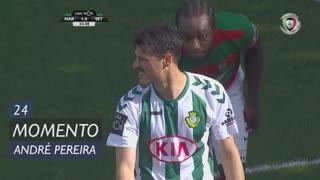 Vitória FC, Jogada, André Pereira aos 24'