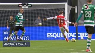 SC Braga, Jogada, André Horta aos 68'