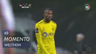 FC P.Ferreira, Jogada, Welthon aos 48'