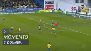 Sporting CP, Jogada, S. Doumbia aos 51'